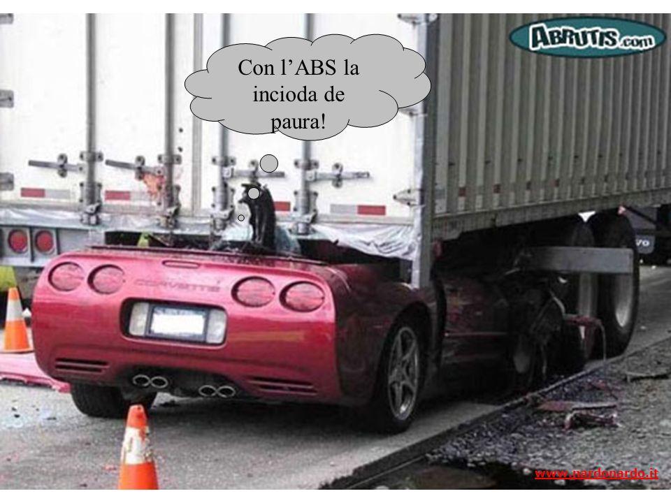 Con lABS la incioda de paura! www.nardonardo.it