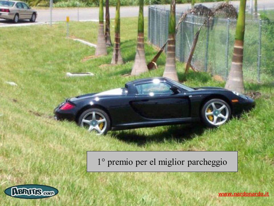 1° premio per el miglior parcheggio www.nardonardo.it