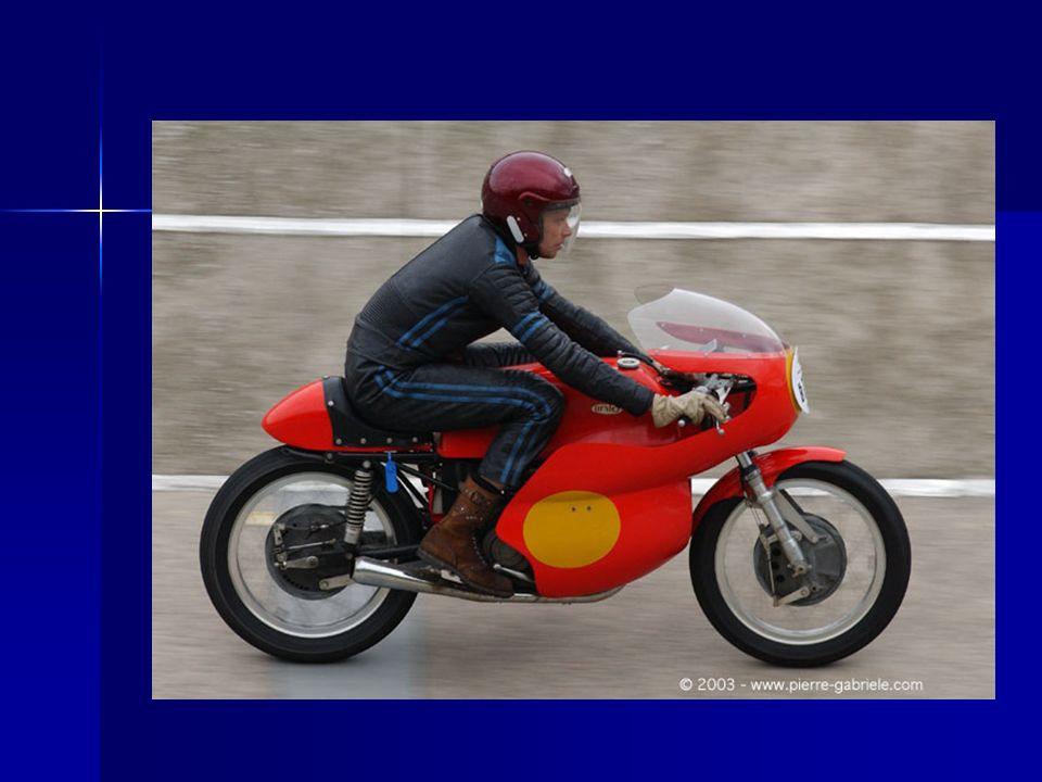 La fine … A metà del 1970 il progetto a Varese fu chiuso, ed i team ed i provati vendettero le moto. Nella 500 erano arrivate le giapponesi a due temp