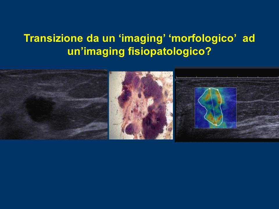 Transizione da un imaging morfologico ad unimaging fisiopatologico?