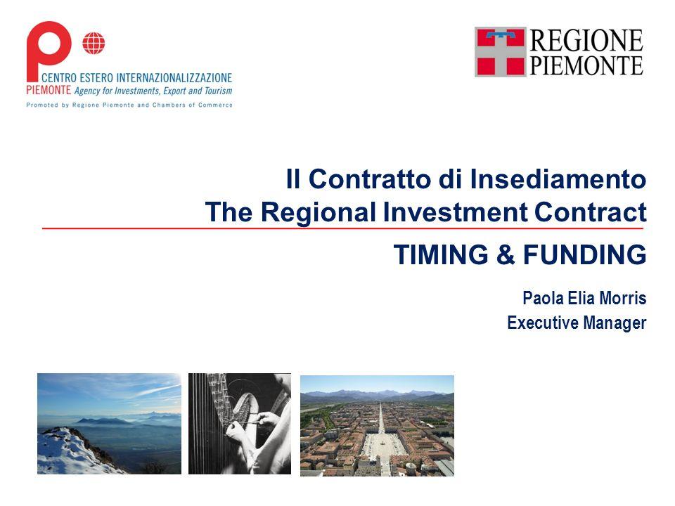 I primi risultati operativi del 2008 In base alla selezione dei progetti, Ceipiemonte ha avviato la negoziazione su 32 aziende, per un potenziale di ca.