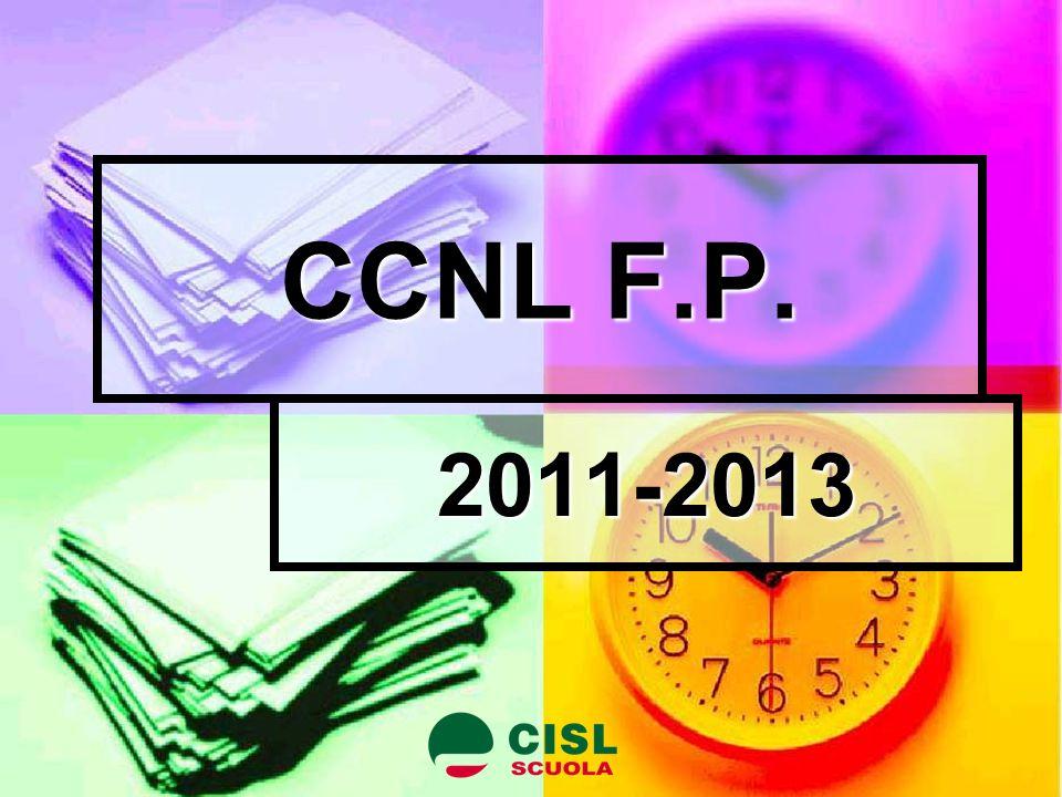 CCNL F.P. 2011-2013