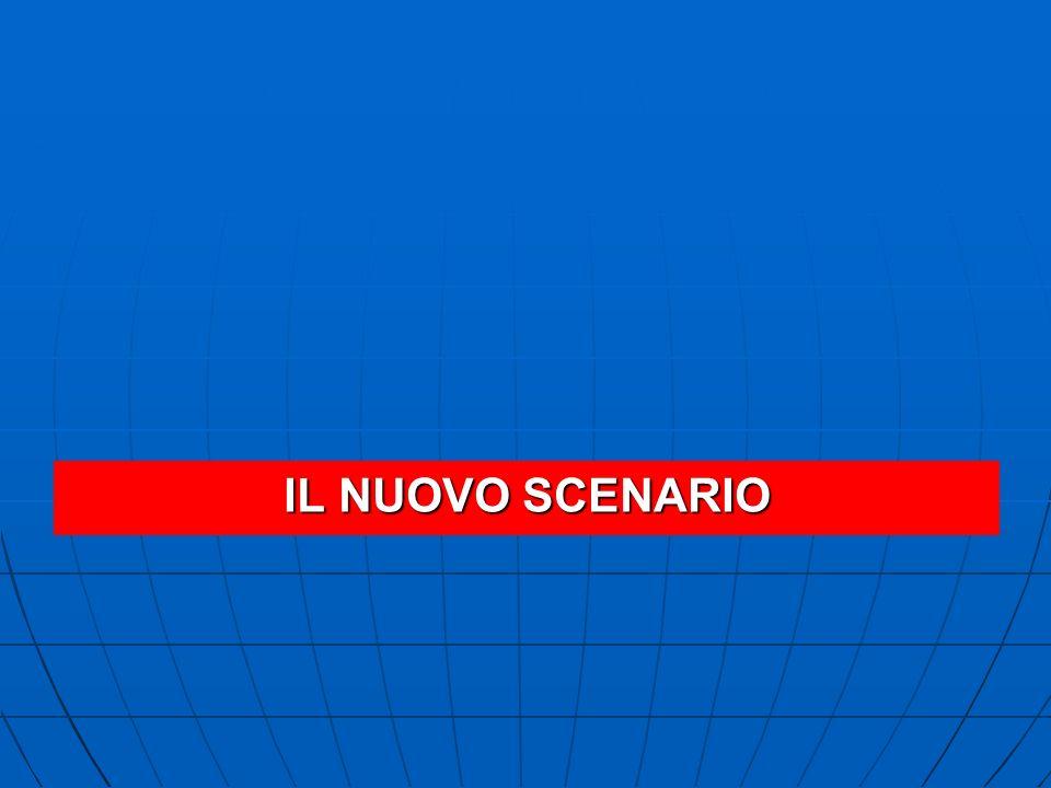 Nellultimo decennio nuovo assetto istituzionale del Welfare (L.