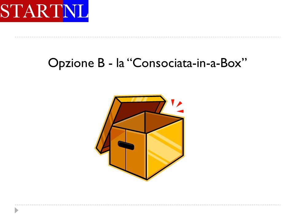 Opzione B - la Consociata-in-a-Box