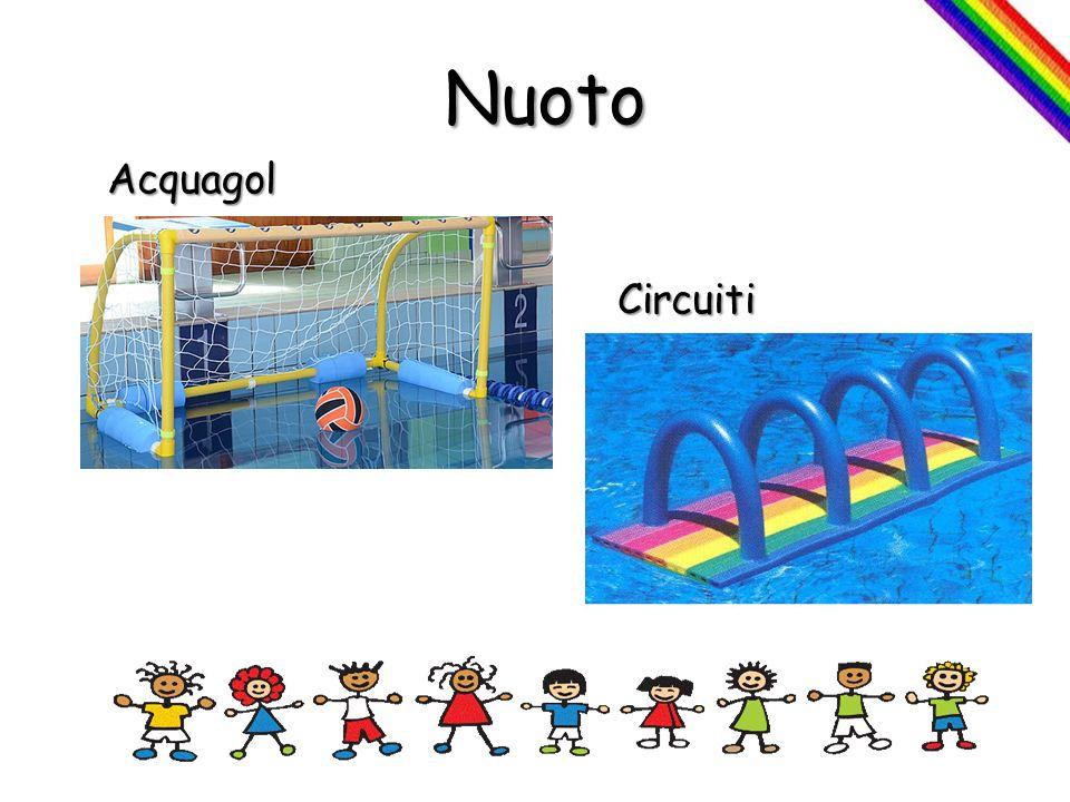Nuoto Acquagol Circuiti
