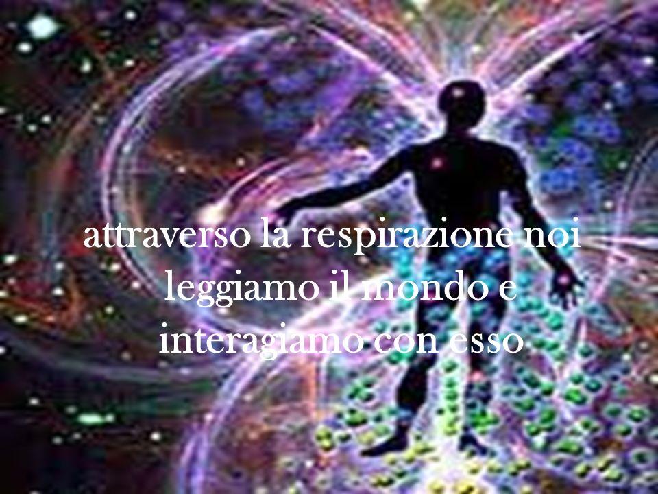 Il respiro ci consente di entrare in contatto con il mondo e prendere da esso lenergia necessaria per rendere la nostra esistenza sana.