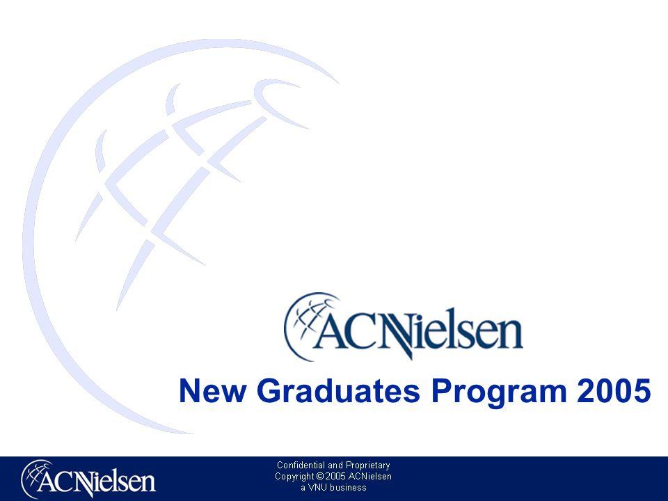 New Graduates Program 2005