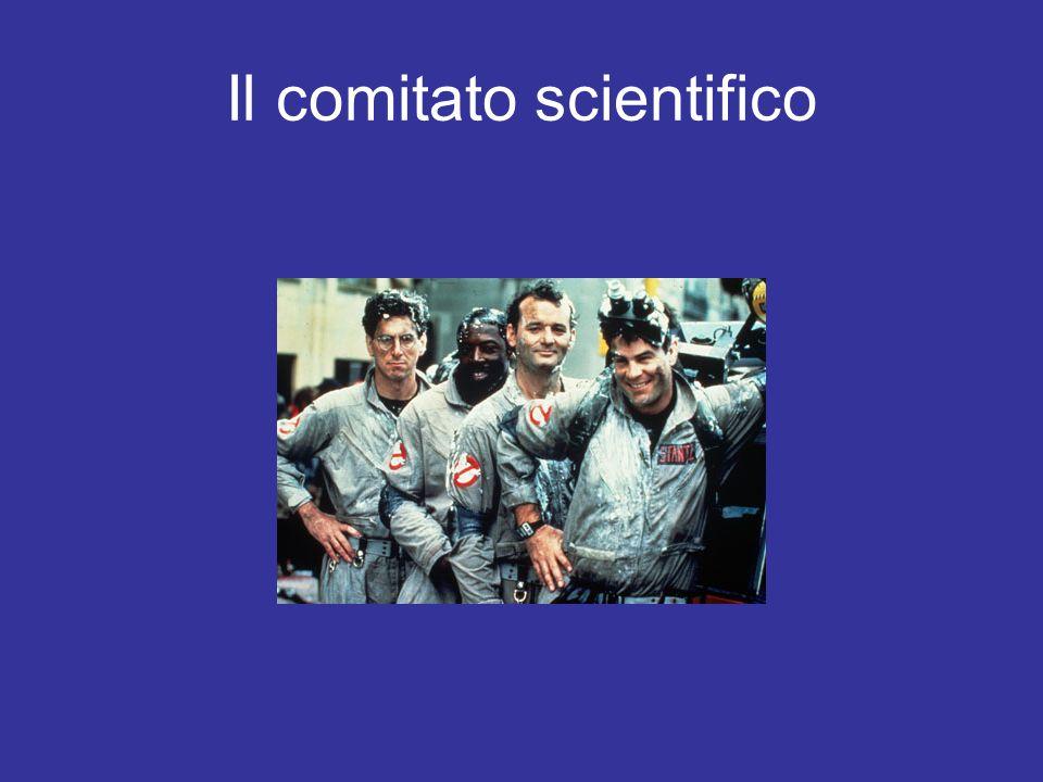 Il comitato scientifico