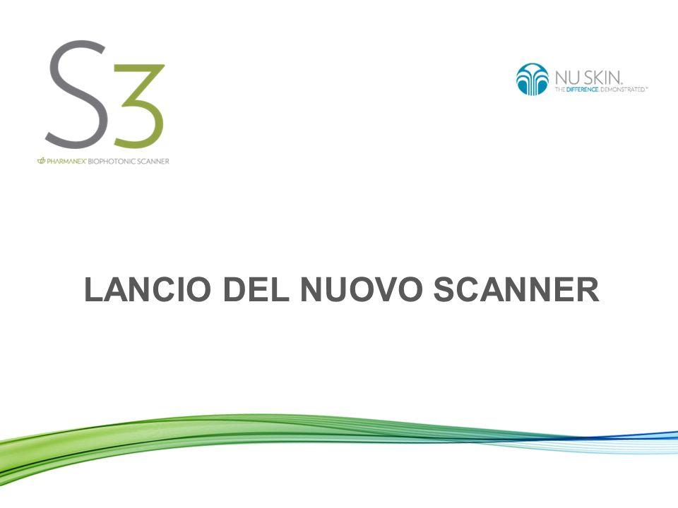 LANCIO DEL NUOVO SCANNER