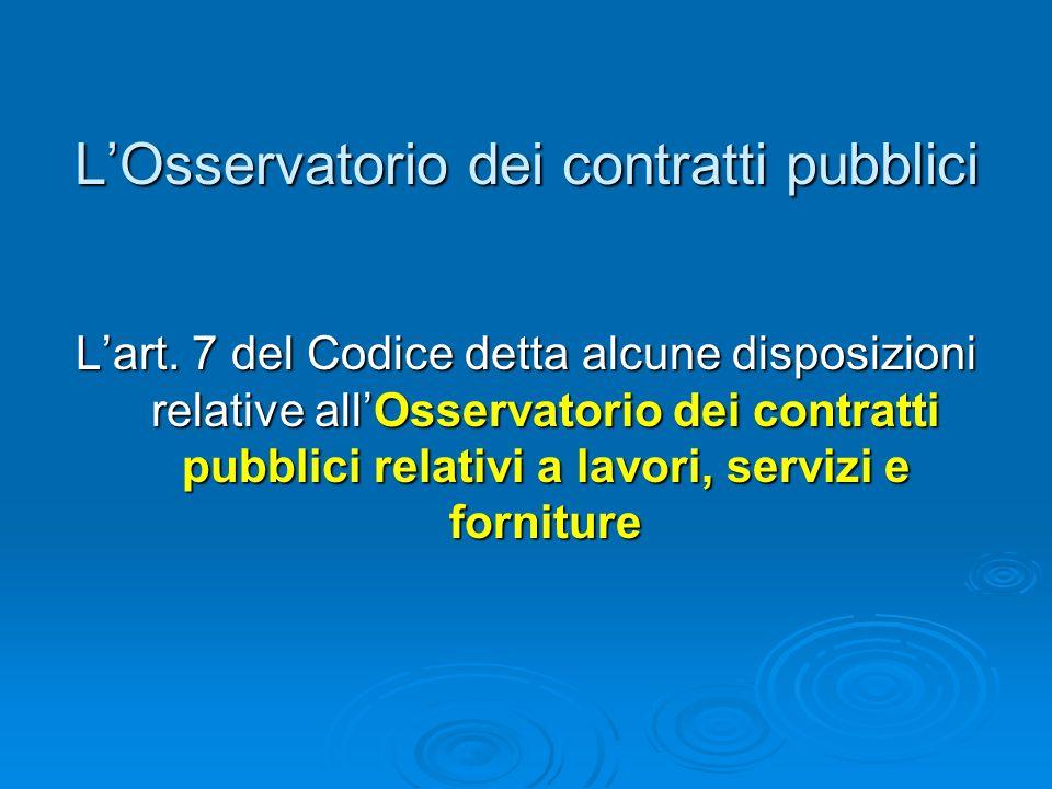 Il testo normativo fondamentale per laffidamento degli appalti pubblici è costituito dal D.Lgs. 12 aprile 2006, n. 163 «Codice dei contratti pubblici