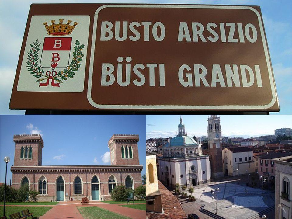 GLI INIZI Secondo alcune ipotesi, Busto Arsizio ebbe origini liguri.