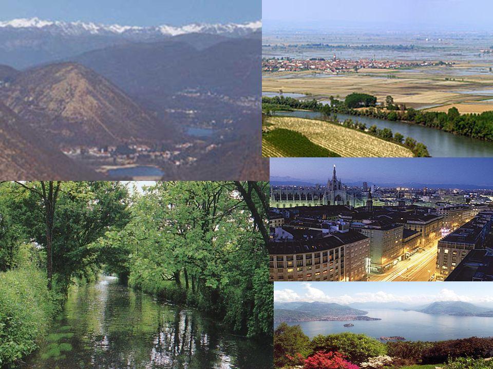 IL TERRENO Il terreno del territorio di Busto Arsizio è costituito da materiali staccatisi dalle Alpi a causa delle glaciazioni.