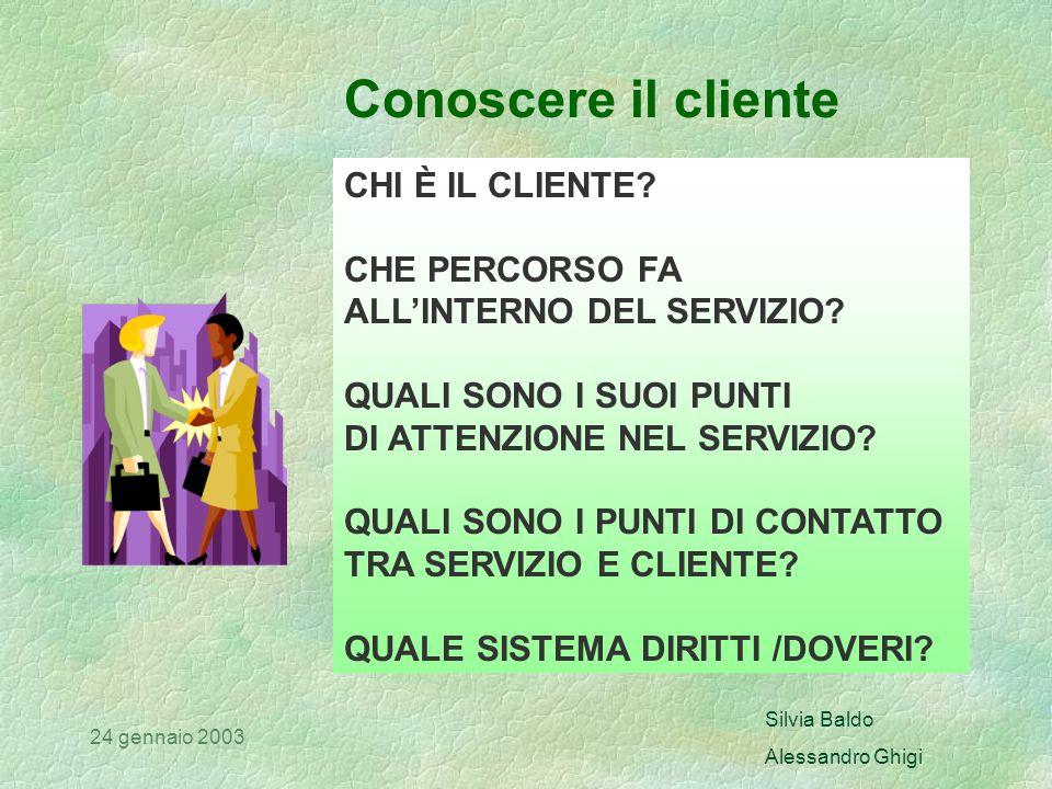Silvia Baldo Alessandro Ghigi 24 gennaio 2003.