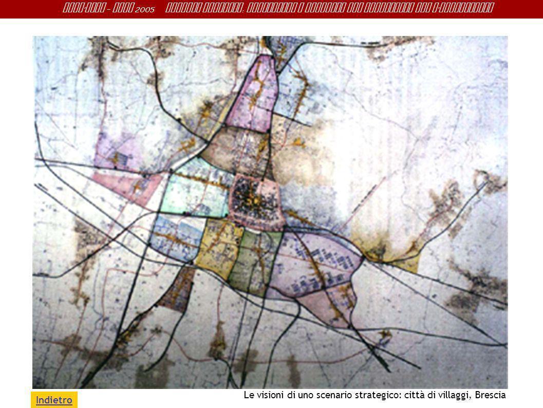 Sant ' Anna - IRME 2005 Alberto Magnaghi : Conoscenza e progetto del territorio per l ' innovazione Le visioni di uno scenario strategico: città di vi
