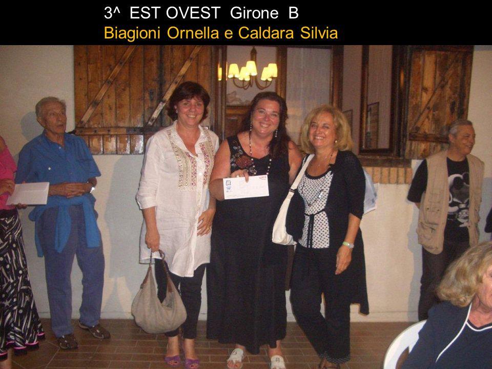 3^ NORD SUD Girone B Mancinelli Teresa e DAlicandro Roberto