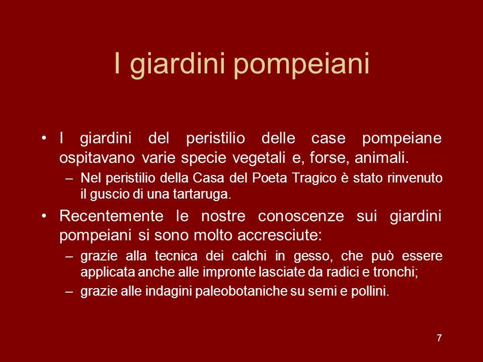 Per saperne di più M.Beard, Prima del fuoco. Pompei, storie di ogni giorno, Roma - Bari 2011, pp.