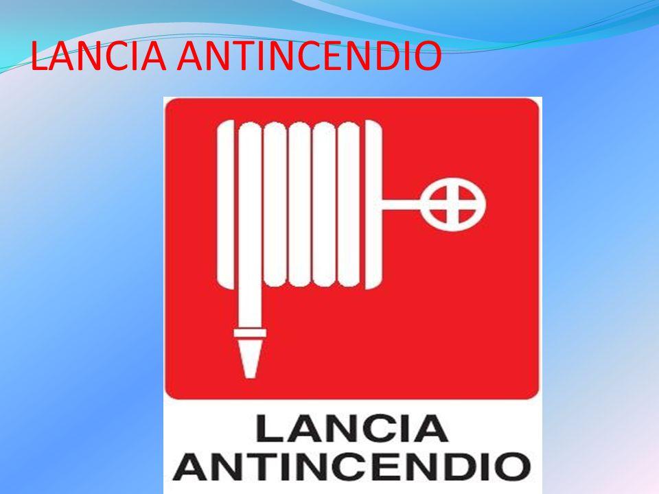 LANCIA ANTINCENDIO