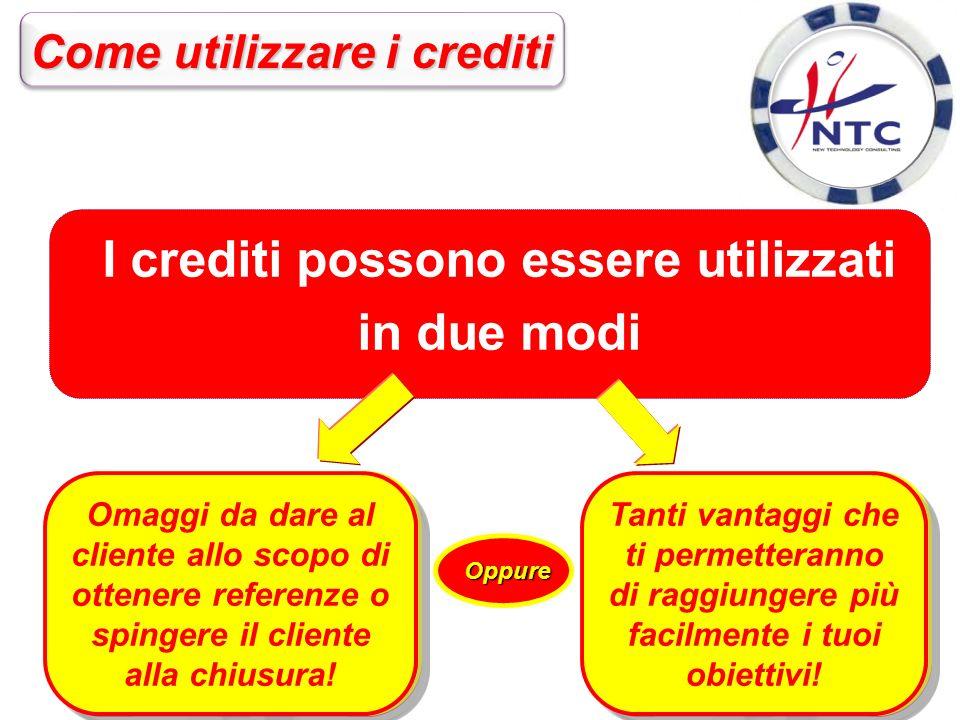 Lomaggio dovrà essere consegnato al cliente direttamente dal consulente.