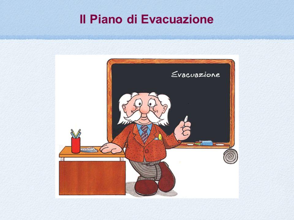Il Piano di Evacuazione