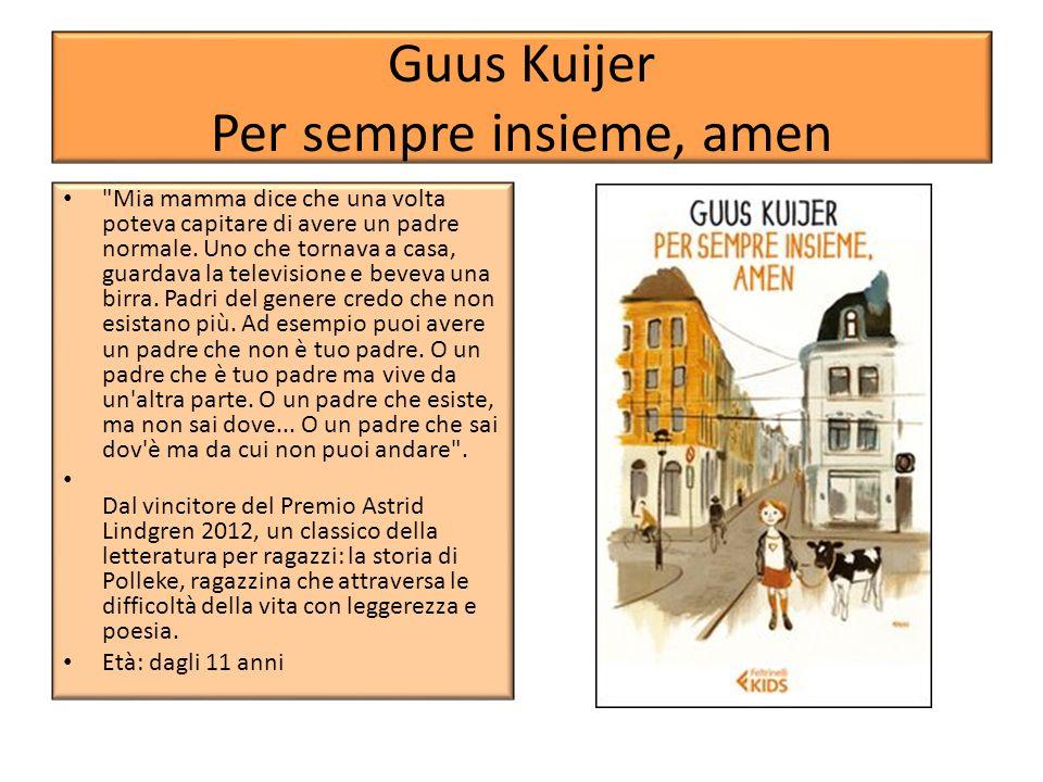 Guus Kuijer Per sempre insieme, amen