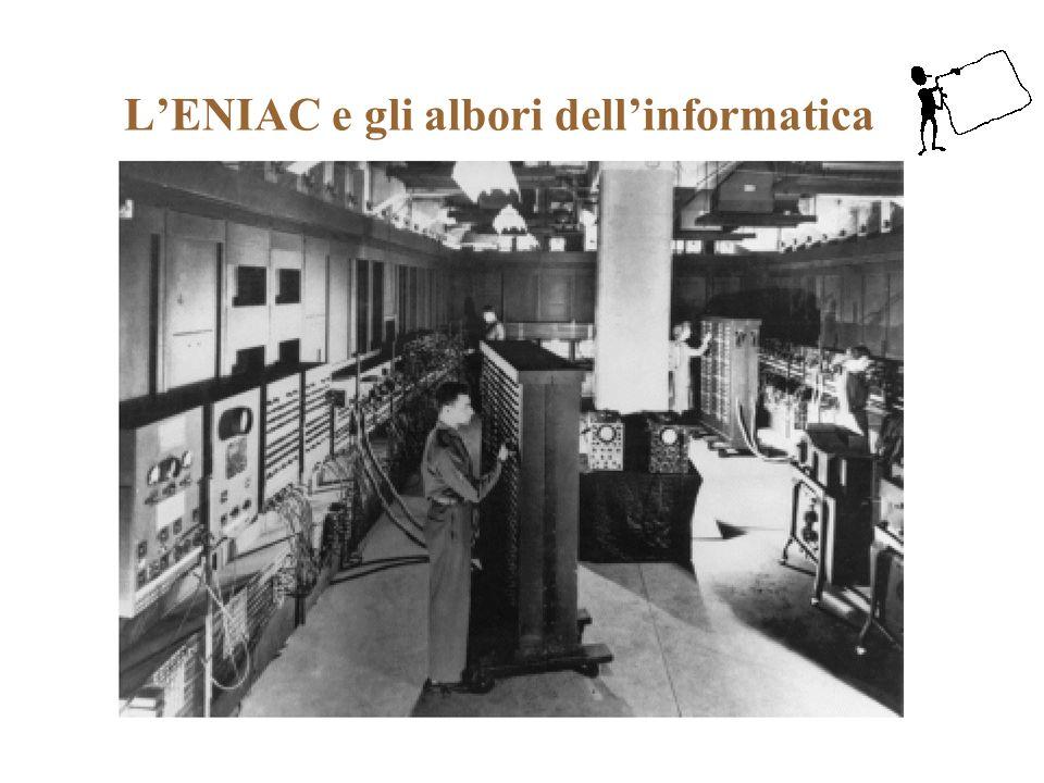 LENIAC e gli albori dellinformatica