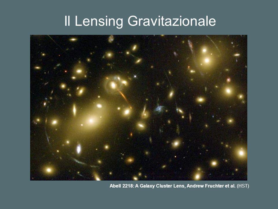 Il Lensing Gravitazionale Abell 2218: A Galaxy Cluster Lens, Andrew Fruchter et al. (HST)