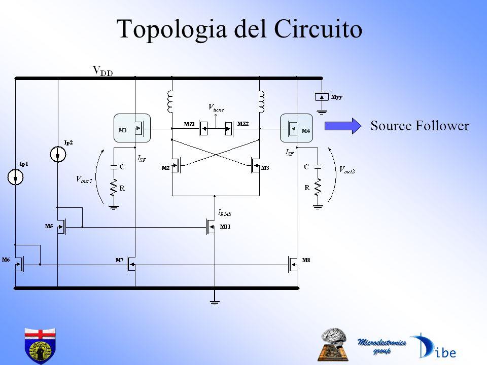 Topologia del Circuito Source Follower
