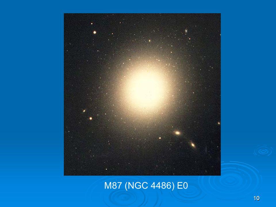 10 M87 (NGC 4486) E0