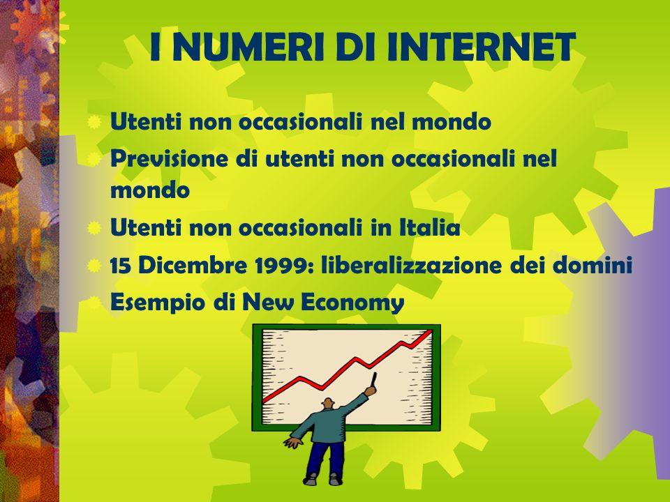 Internet vista da vicino E-COMMERCE