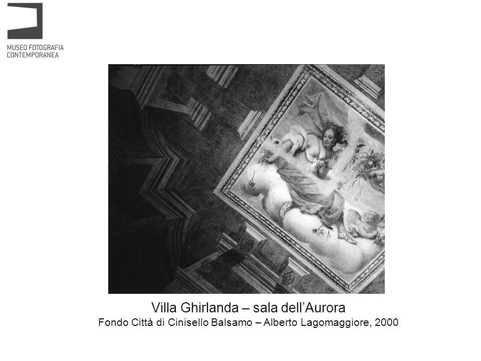 Villa Ghirlanda – sala dellAurora Fondo Città di Cinisello Balsamo – Alberto Lagomaggiore, 2000