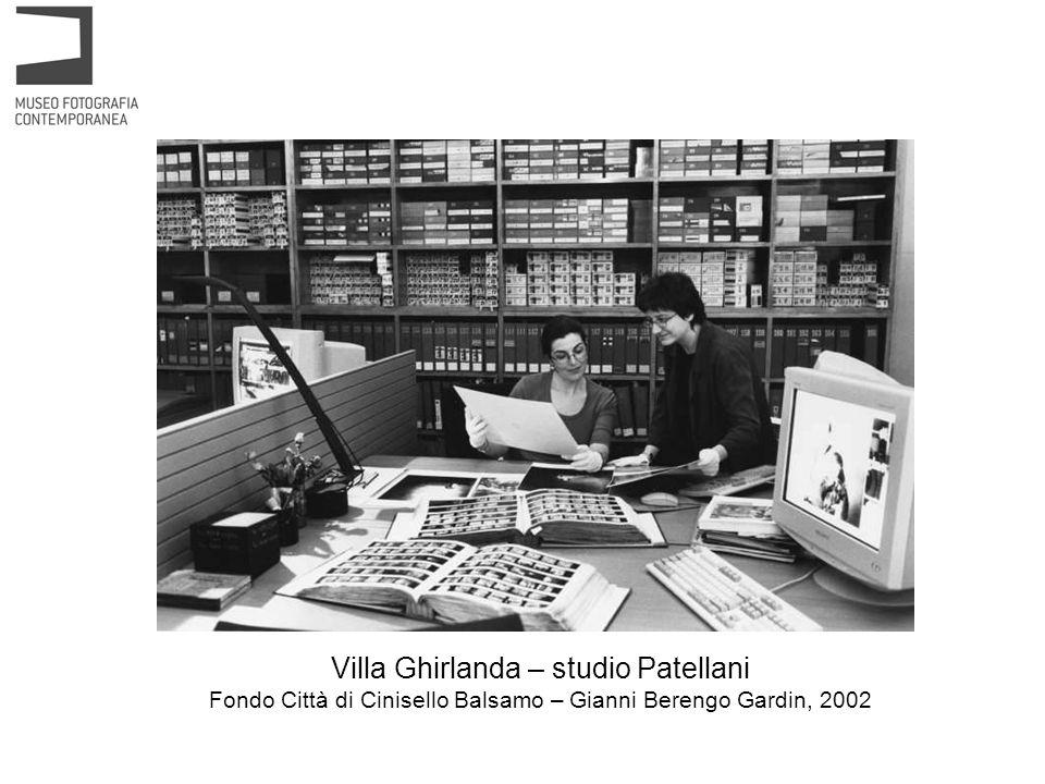 Villa Ghirlanda – studio Patellani Fondo Città di Cinisello Balsamo – Gianni Berengo Gardin, 2002