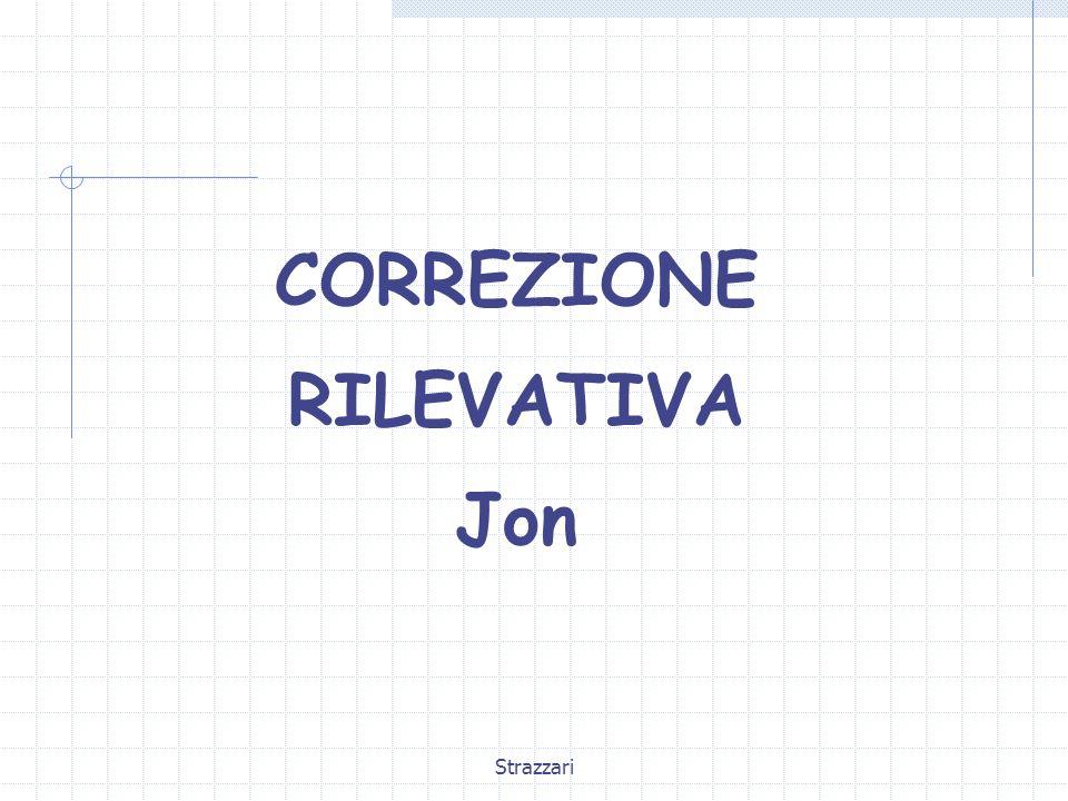Strazzari CORREZIONE RILEVATIVA Jon