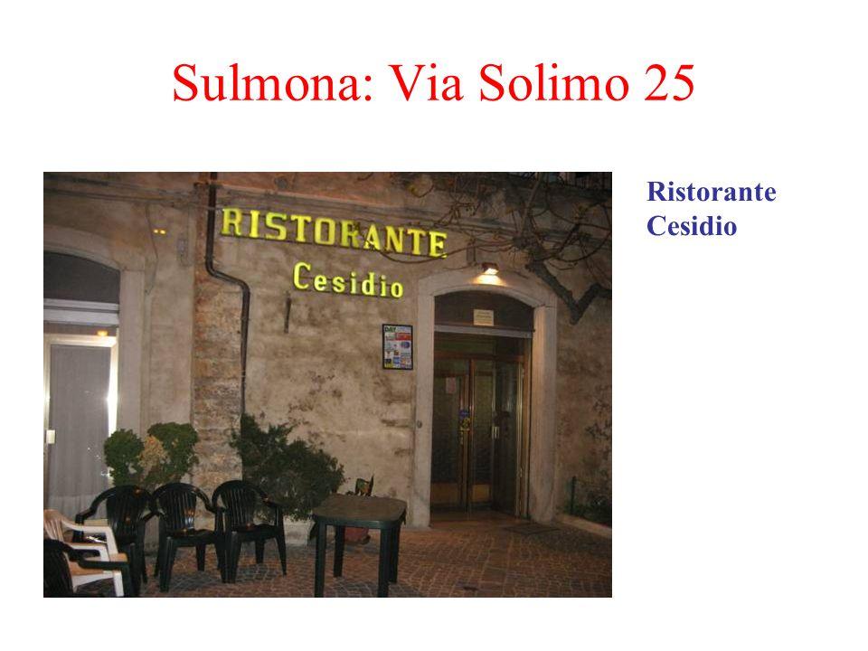 Pescara: Viale Alcione 139 C Andrea & Silvestro Fish- restaurant