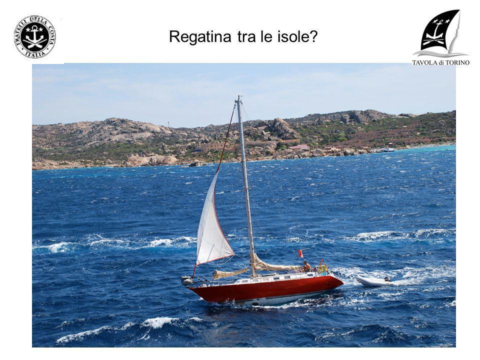 Regatina tra le isole?
