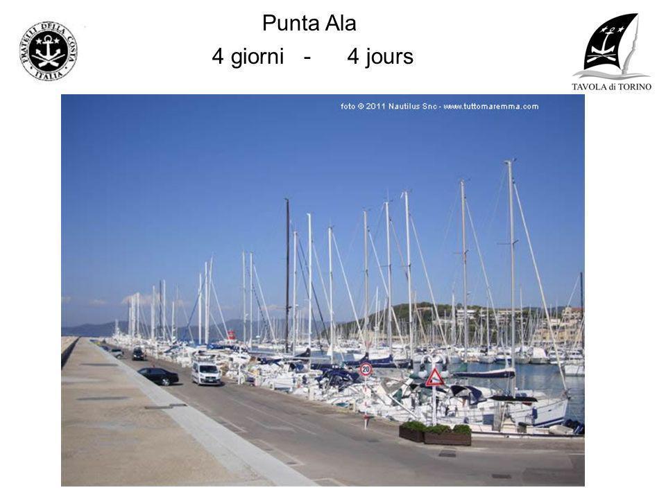 Punta Ala 4 giorni - 4 jours