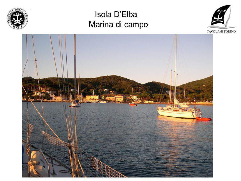 Marina di campo Isola DElba