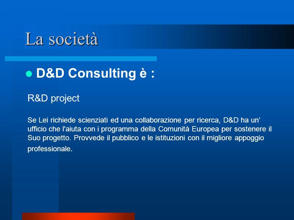 Disinvestmento/exit way Tutto il progetto è diviso in step funzionali assestanti.