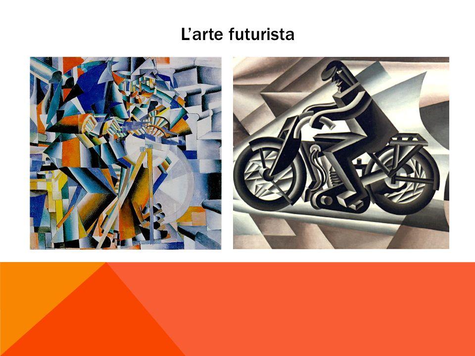 Larte futurista