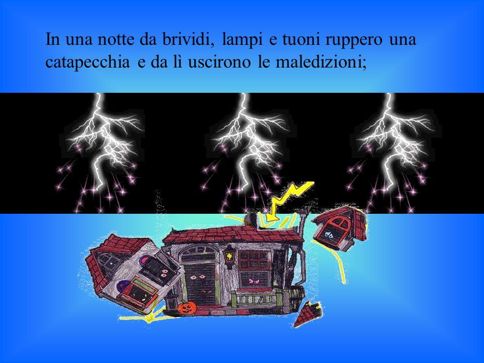 Storia inventata da Sara G., Alessio G, e Giulia F. Realizzazione di Giulia e Sara