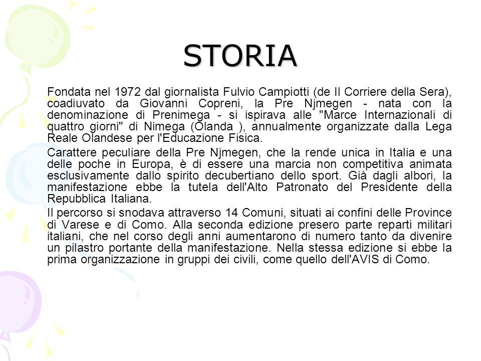 Nel 1984 fu introdotto per la prima volta il percorso alternativo prima di 10 Km e successivamente di 12.