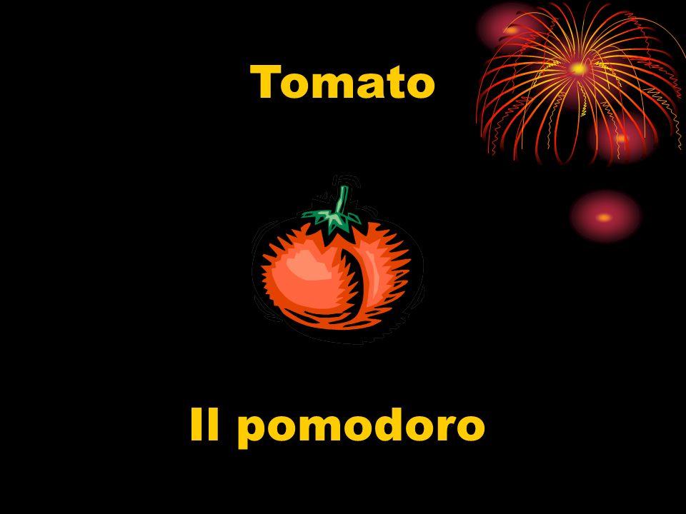 Tomato Il pomodoro