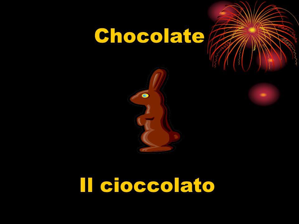 Chocolate Il cioccolato