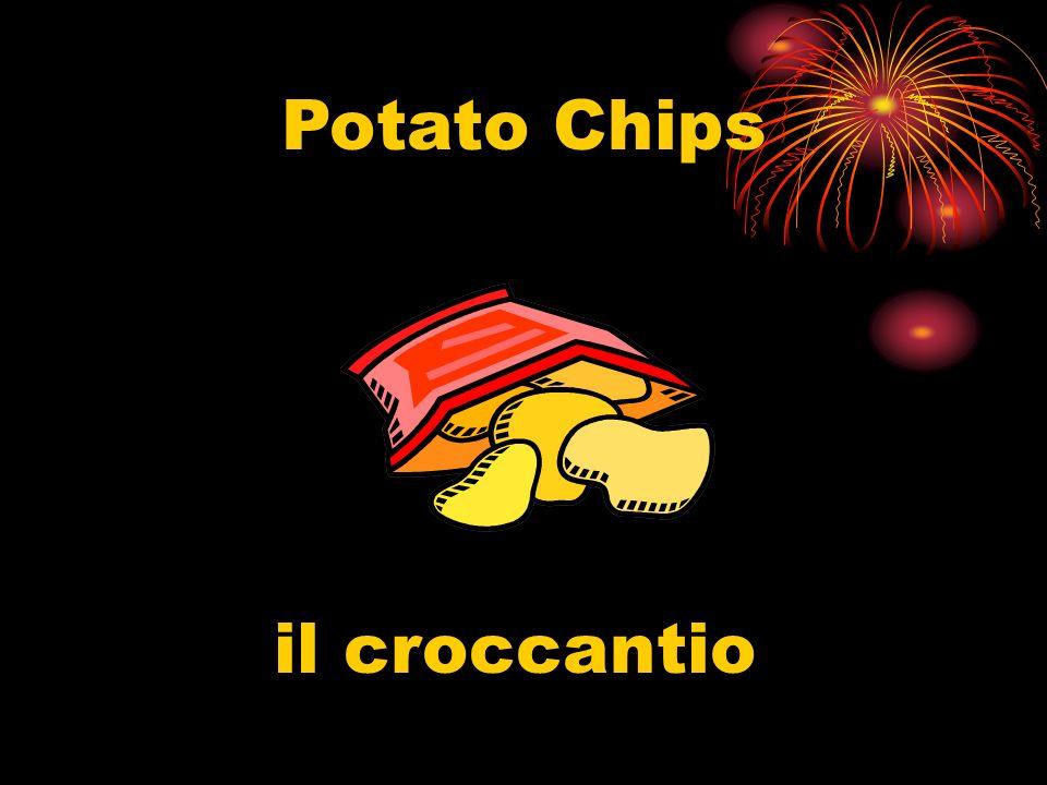 Potato Chips il croccantio