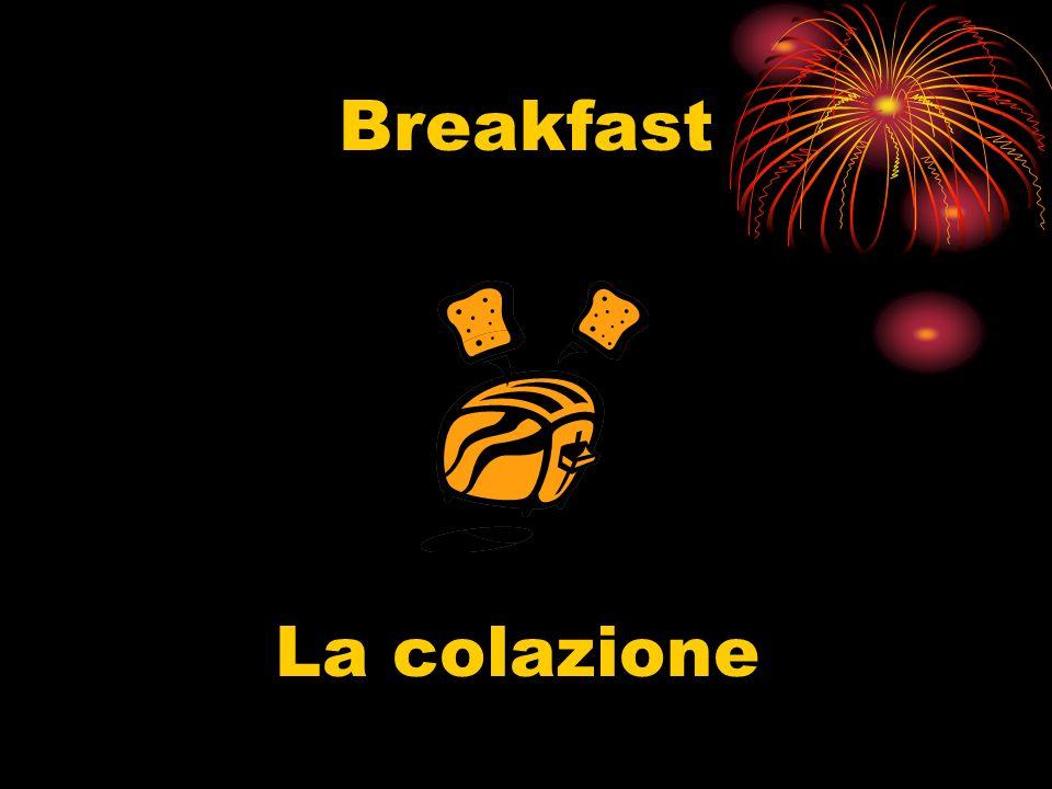 Breakfast La colazione
