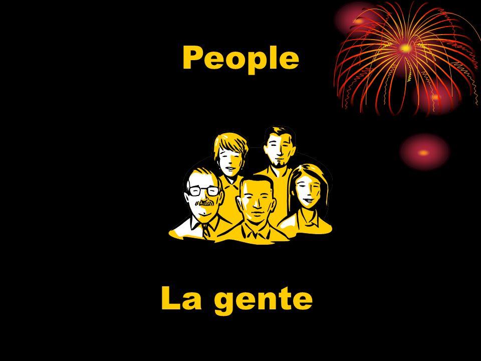 People La gente