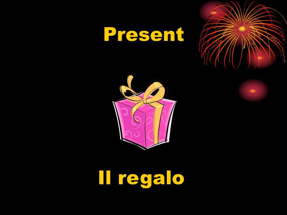 Present Il regalo