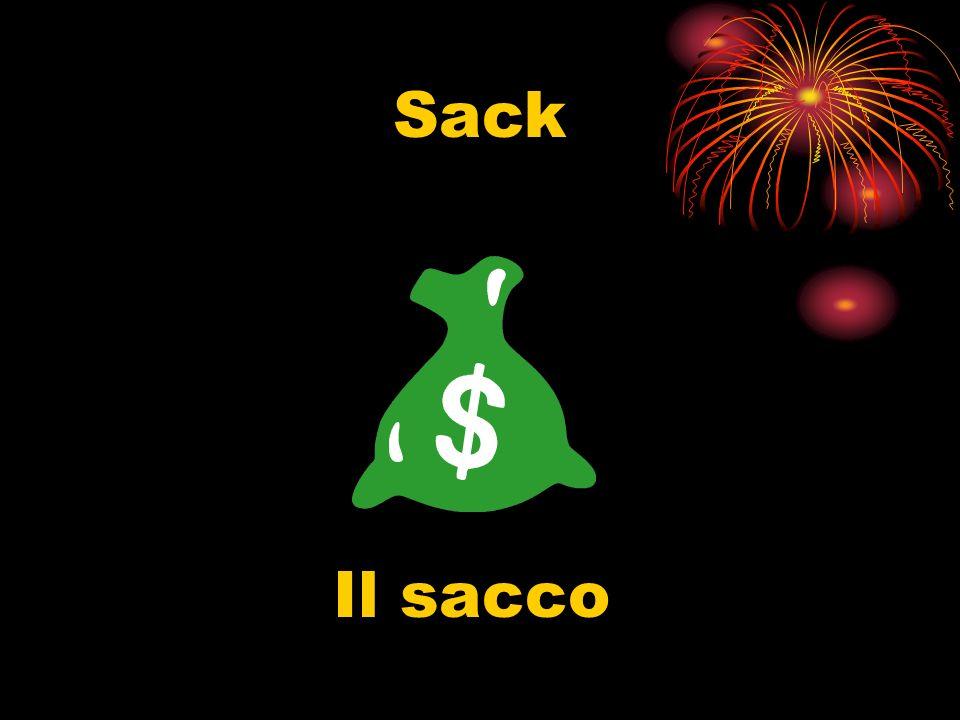 Sack Il sacco