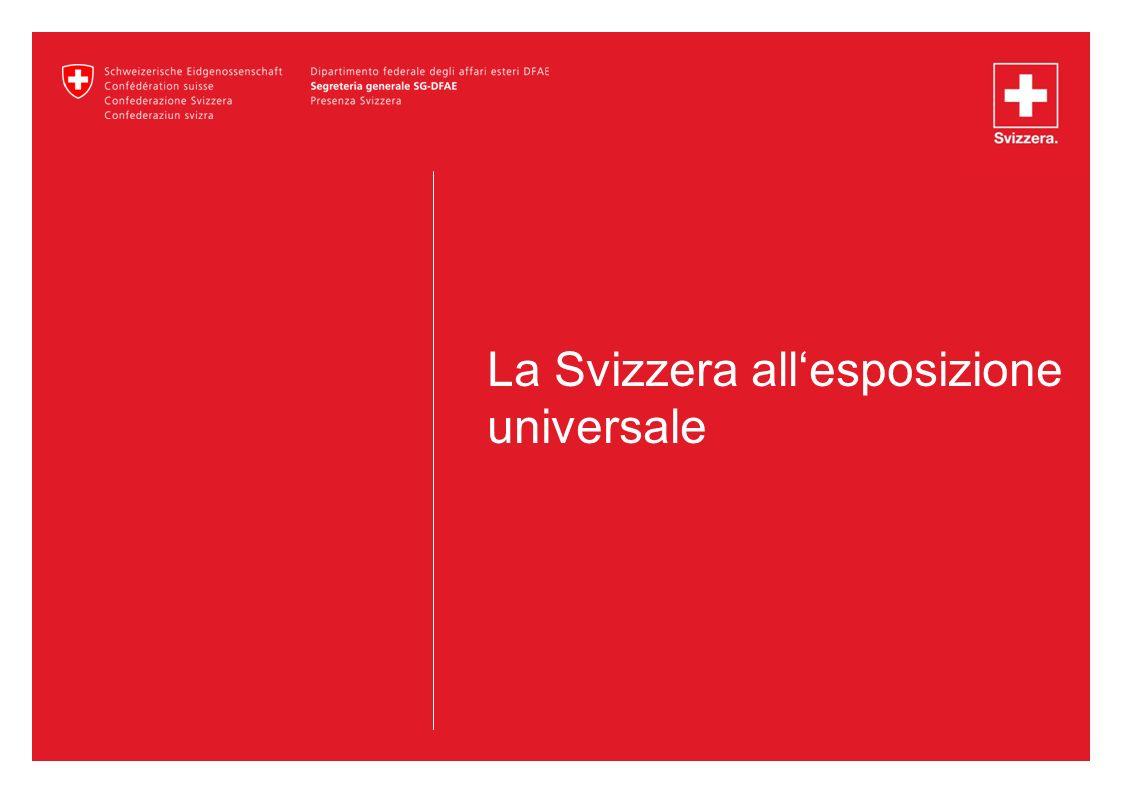 La Svizzera allesposizione universale
