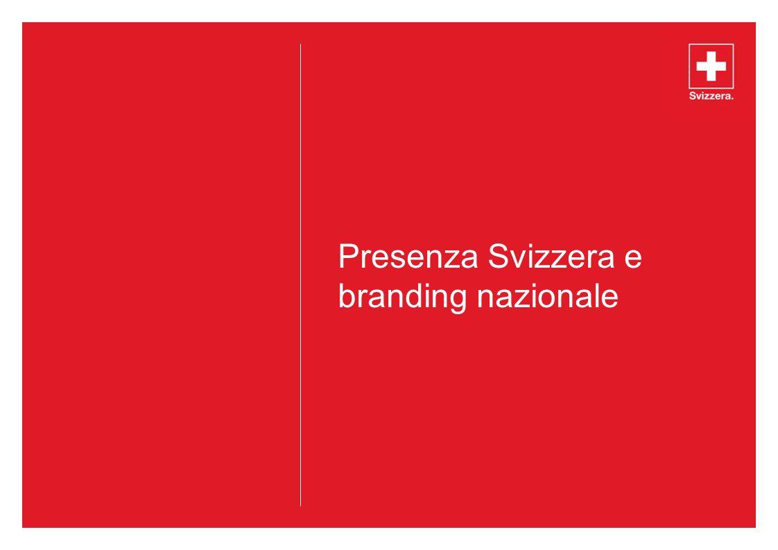 Presenza Svizzera e branding nazionale