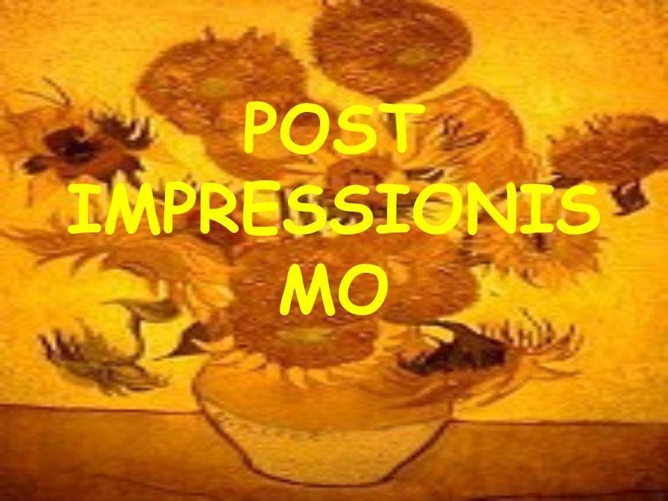 Caratteri generali Il postimpressionismo è un termine convenzionale, usato per individuare le molteplici esperienze figurative sorte dopo limpressionismo.